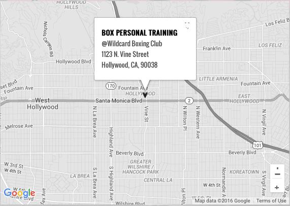 box personal training